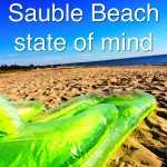 beach sauble floaty